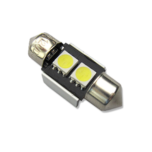 LED Lamp 31mm,36mm 2-5050SMD canbus